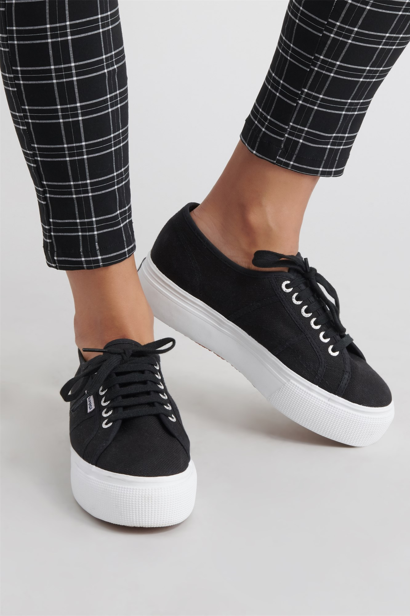 first rate new arrivals low price sale Superga Flatform Shoe