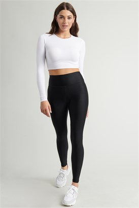 Luxe Shiny High Rise Legging