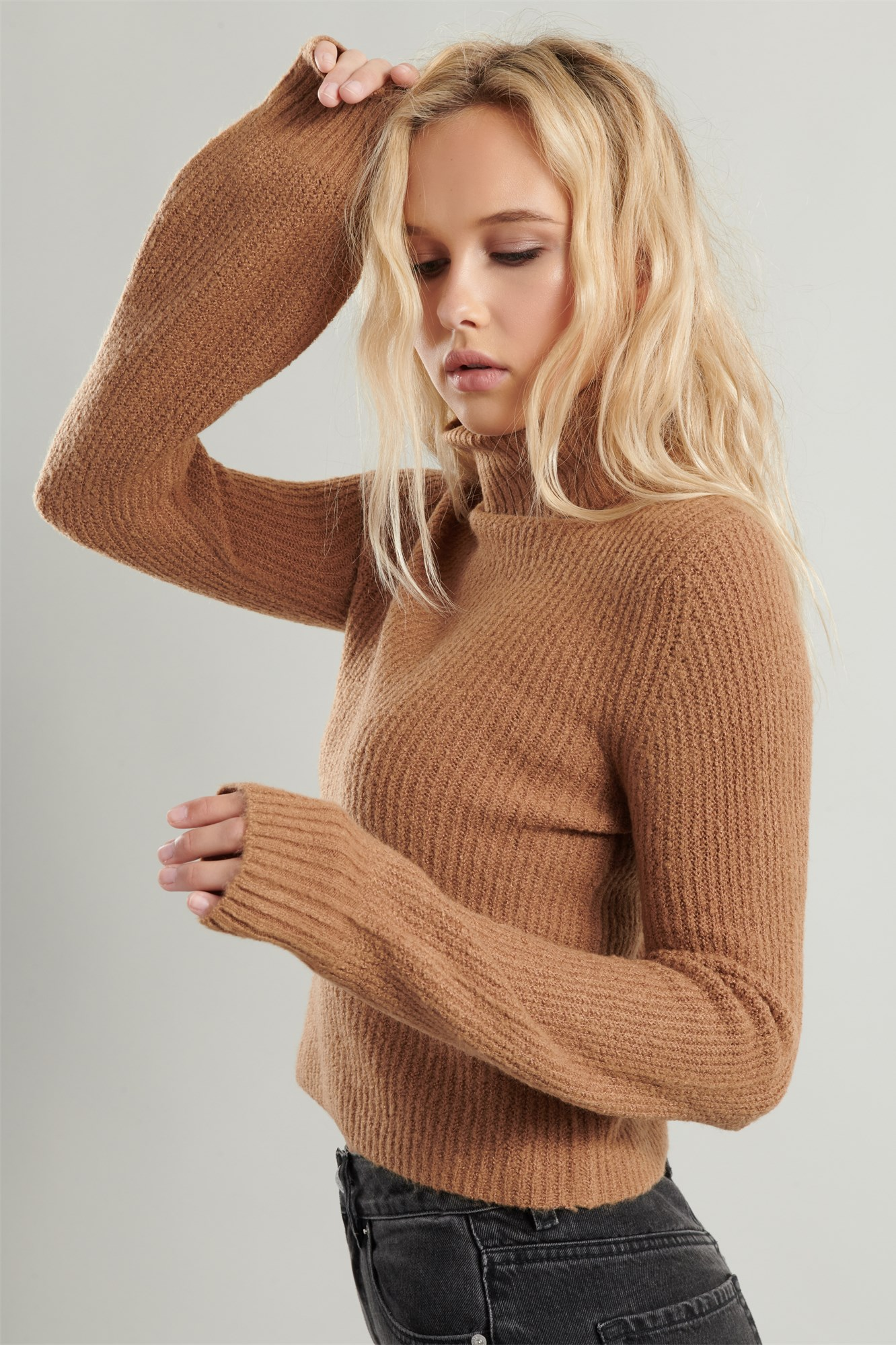 Image 3 of The Audrey Sweater