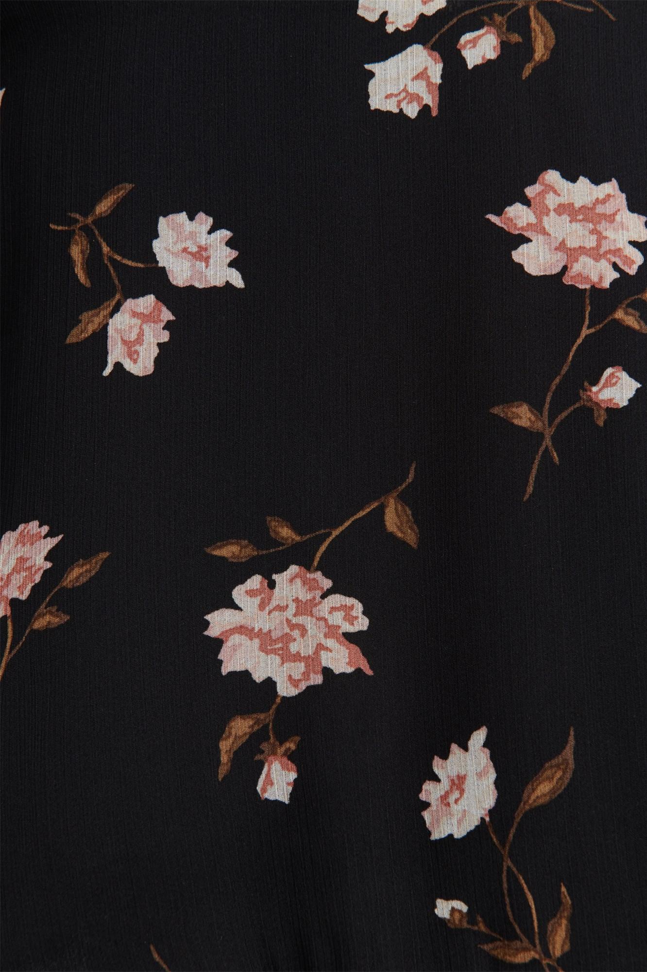 Image 5 of Tiered Chiffon Dress