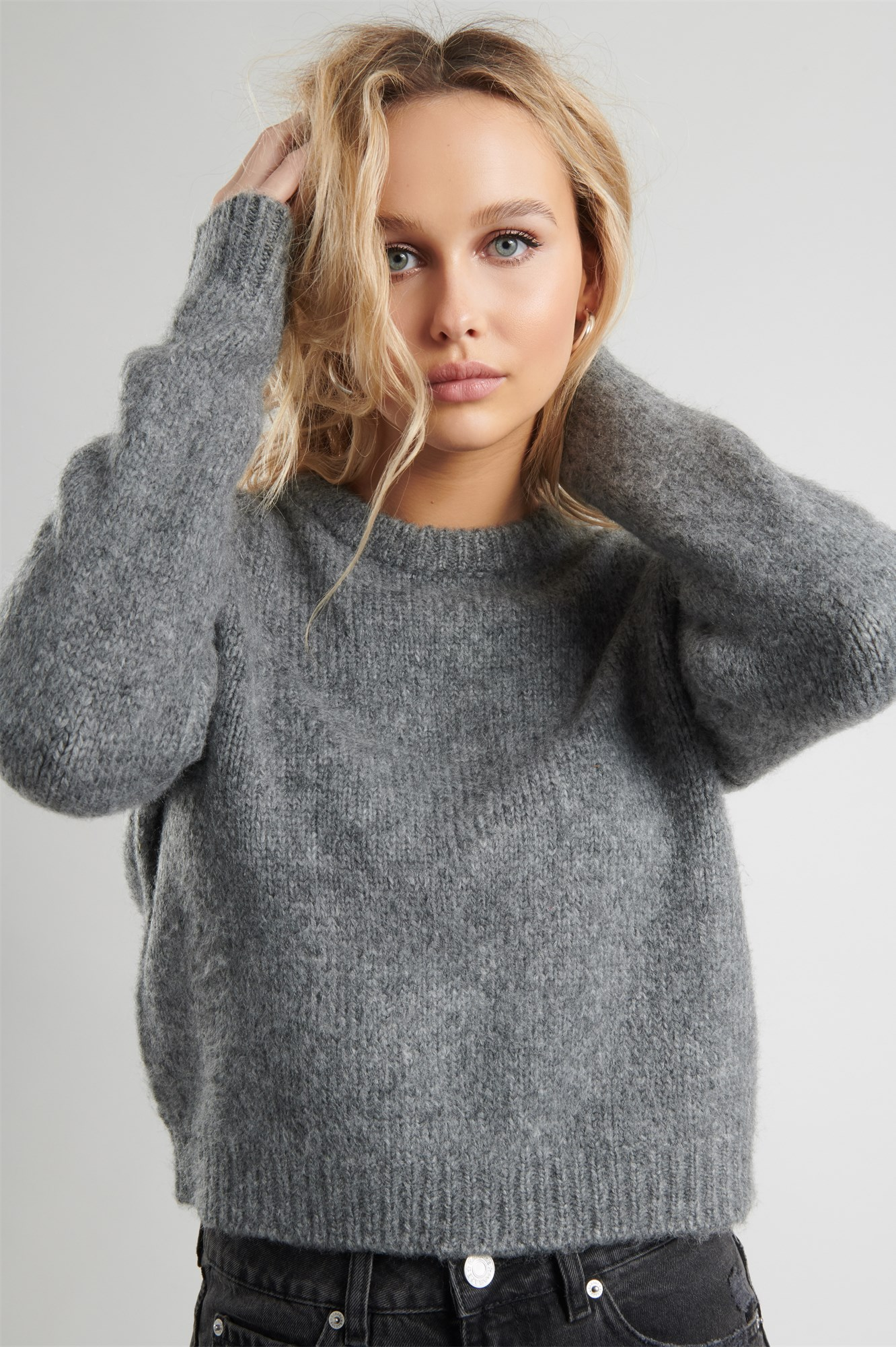 The Cozy Pullover Sweater by Garage