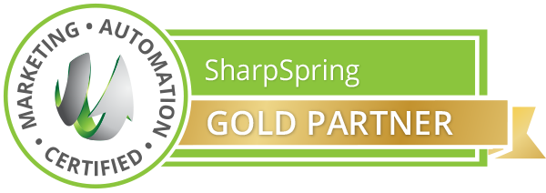 SharpSpring Gold Partner