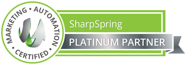 sharpspring platinum partner Marketing automation