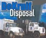 DeKruif Disposal