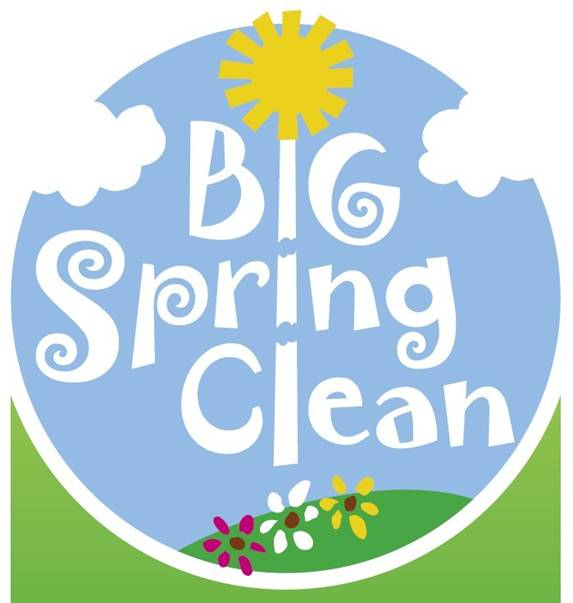 Spring Clean Up coming