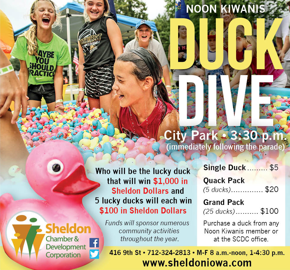 Duck Dive tickets available for purchase today!