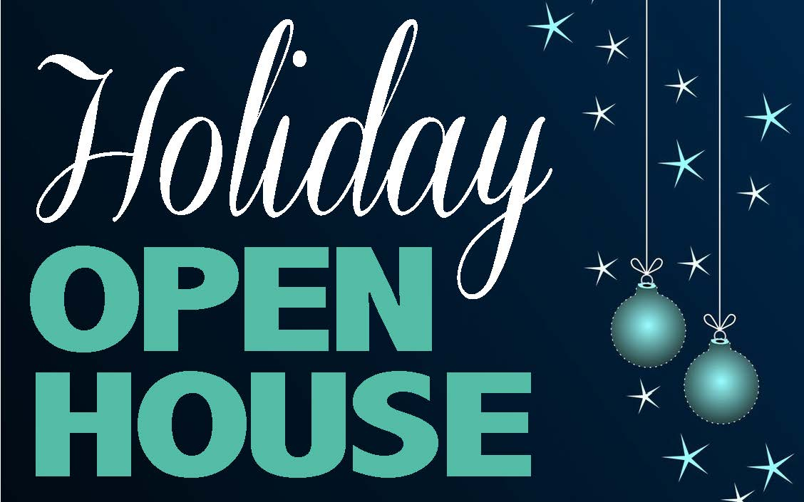 Sheldon Holiday Open House!