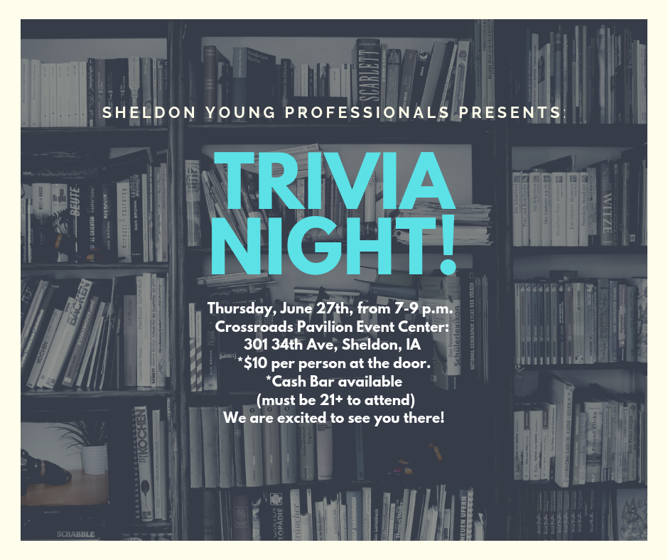 Trivia Night hosted by the Sheldon Young Professionals Program