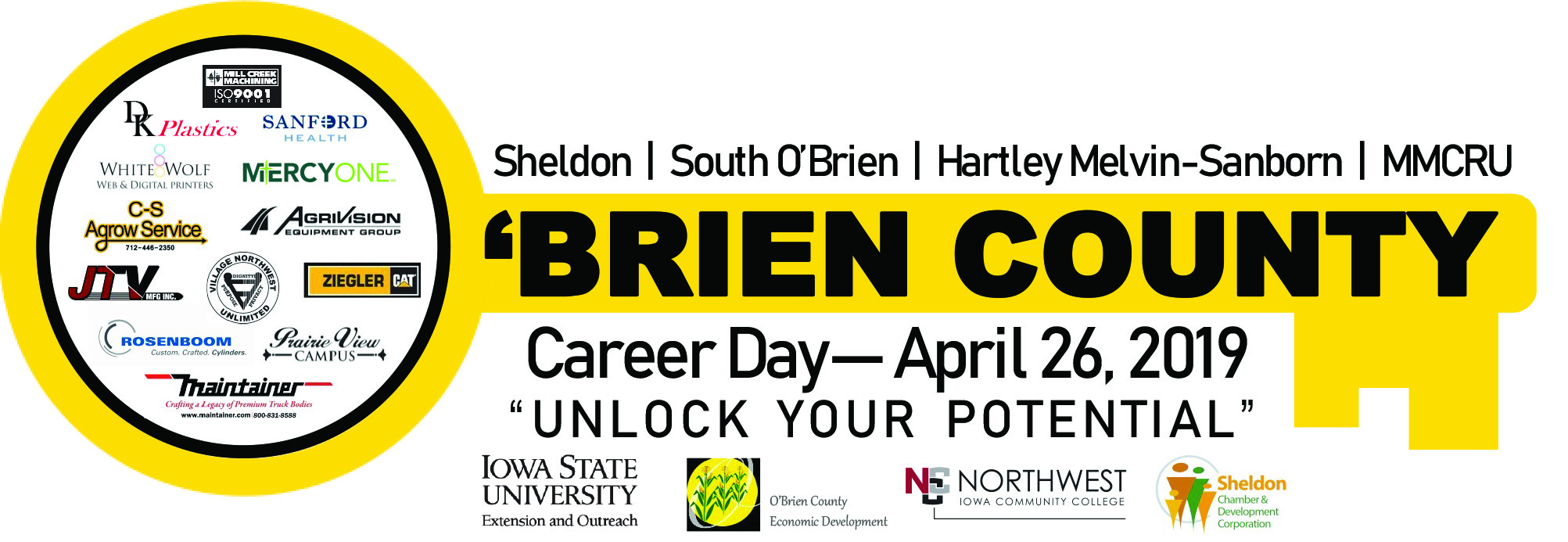 2019 O'Brien County Career Day Recap