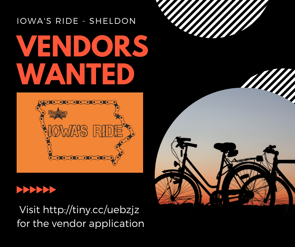Iowa's Ride Vendor Applications Open