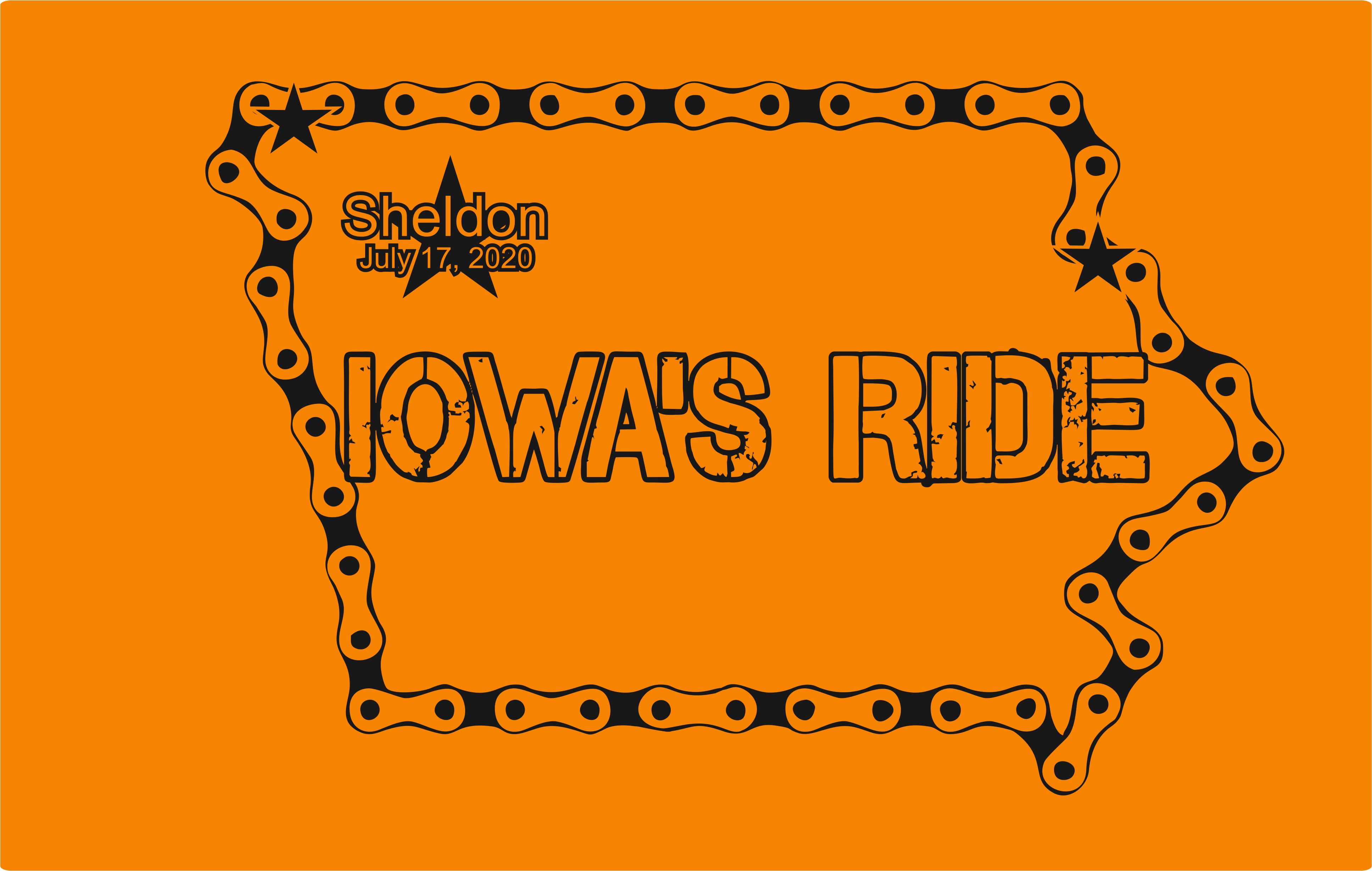 Iowa's Ride Coming to Sheldon