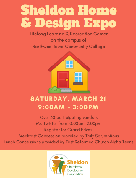 Sheldon Home and Design Expo Canceled