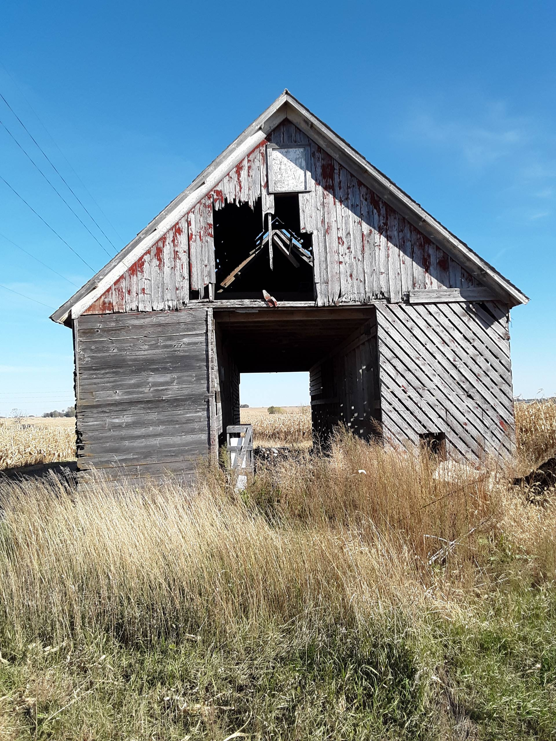 Corn Crib – Salvage rights for sale