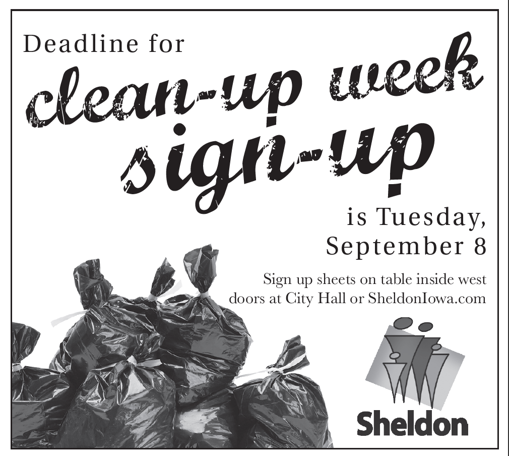 City Wide Clean-Up Week