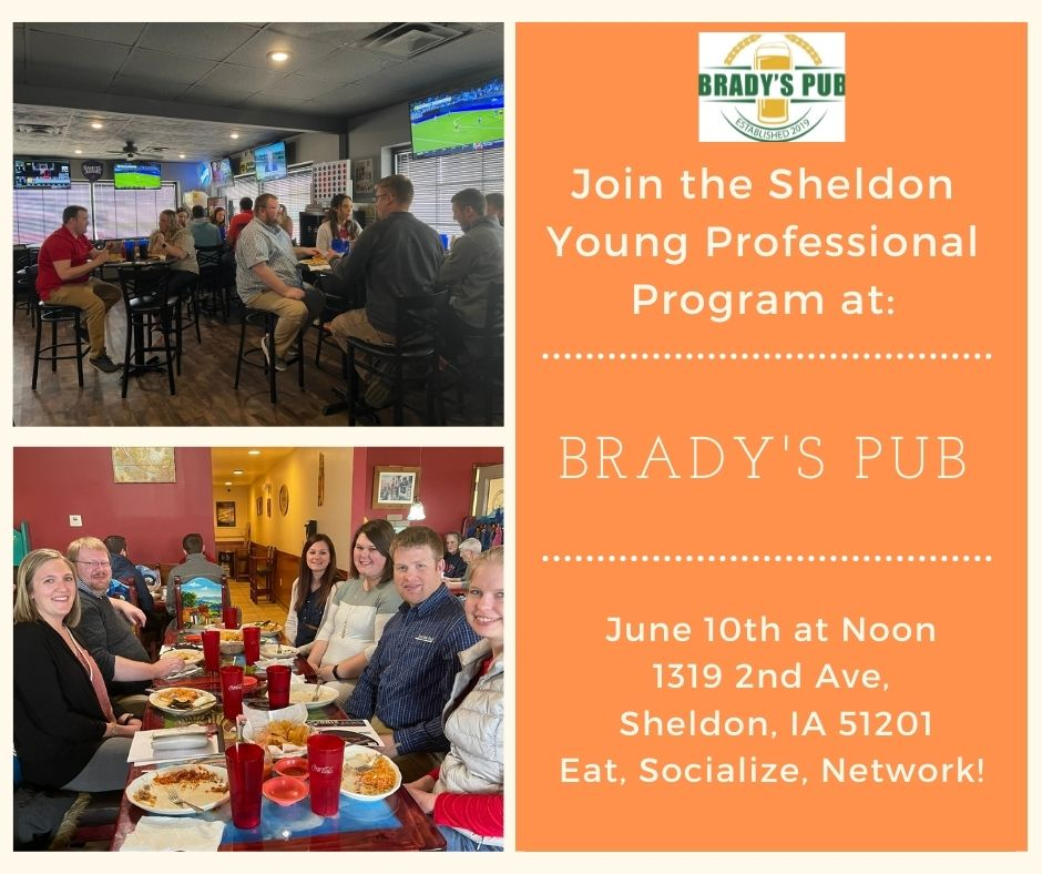 Sheldon Young Professionals Monthly Lunch