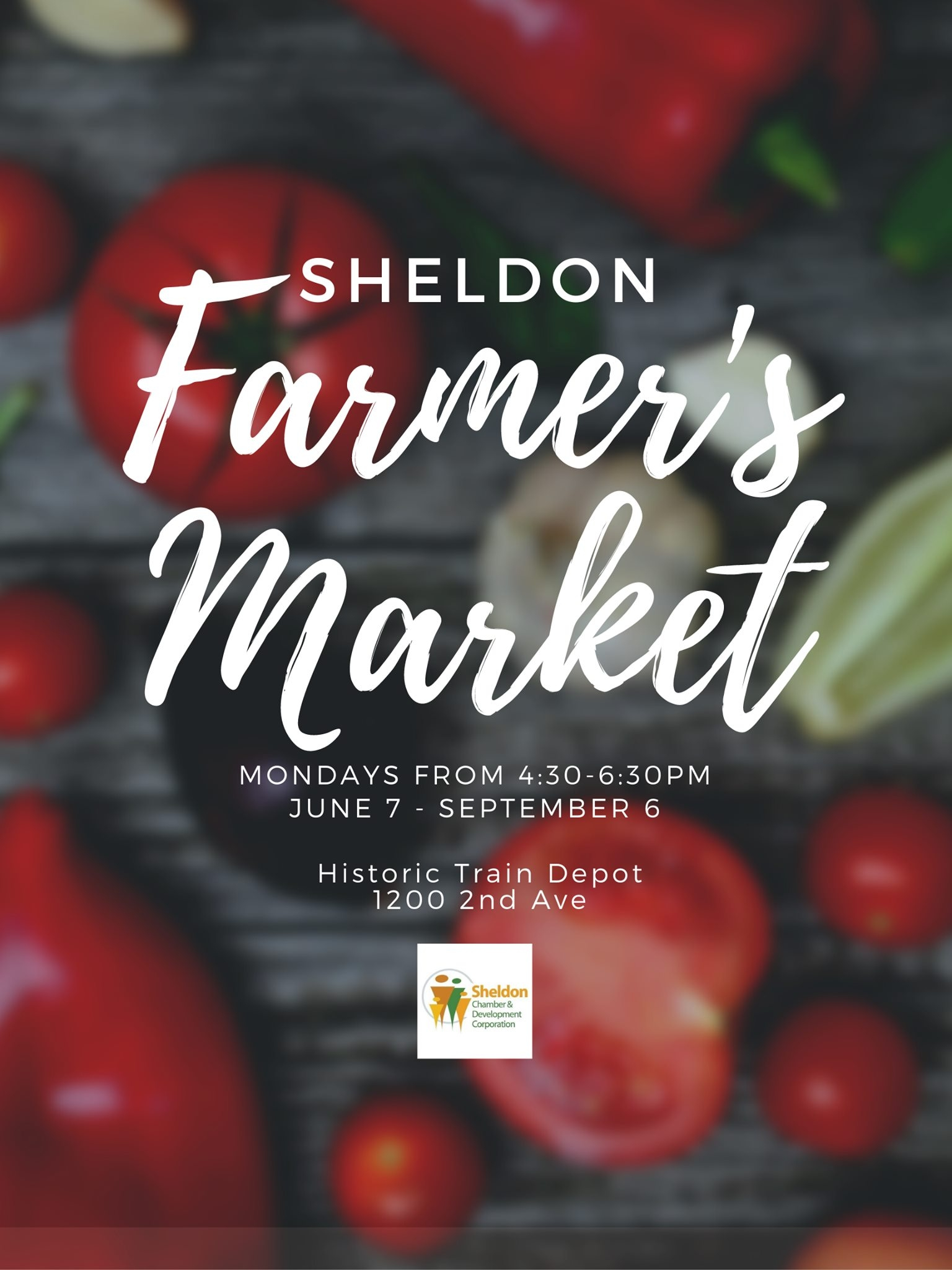 Sheldon Farmer's Market