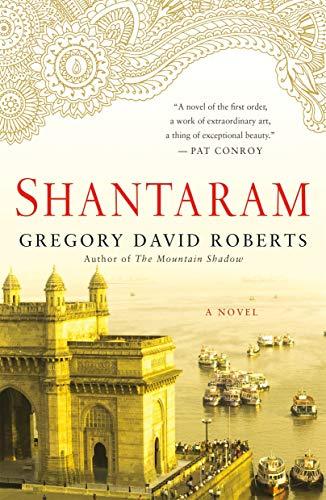 Book cover for Shantaram: A Novel