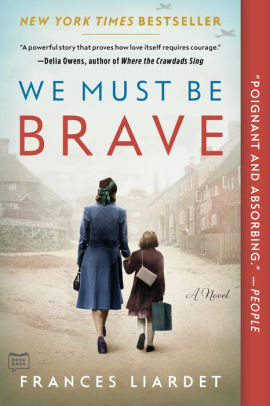 Book cover for We Must Be Brave
