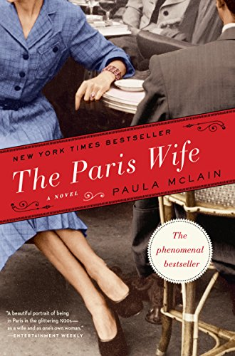 Book cover for The Paris Wife: A Novel
