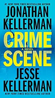 Book cover for Crime Scene (Clay Edison Series #1)