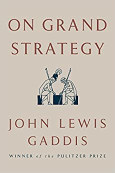 Book cover for On Grand Strategy