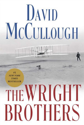 Book cover for The Wright Brothers