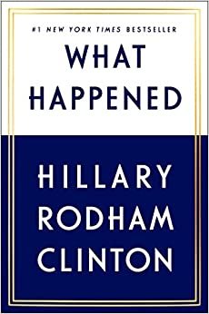Book cover for What Happened