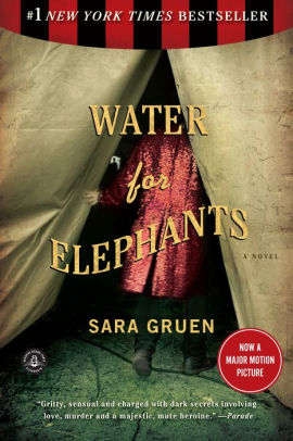 Book cover for Water for Elephants: A Novel