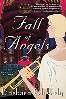 Book cover for Fall of Angels