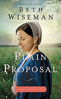 Book cover for Plain Proposal (Daughters of the Promise Series #5)