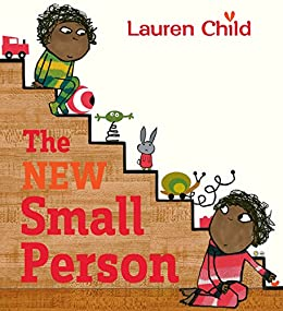 Book cover for The New Small Person