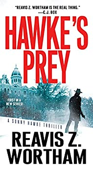 Book cover for Hawke's Prey (Sonny Hawke Series #1)