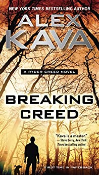 Book cover for Breaking Creed