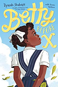 Book cover for Betty Before X