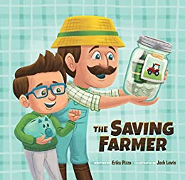 Book cover for The Saving Farmer
