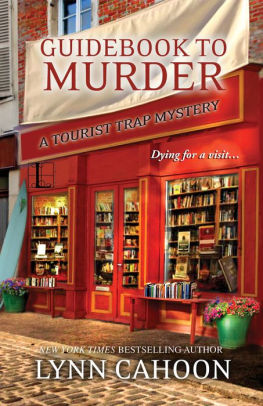 Book cover for Guidebook to Murder (Tourist Trap Mystery Series #1)