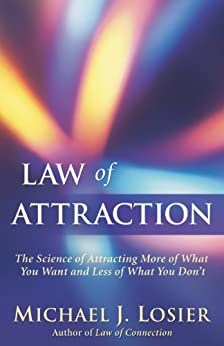 Book cover for Law of Attraction: The Science of Attracting More of What You Want and Less of What You Don't