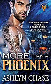 Book cover for More than a Phoenix