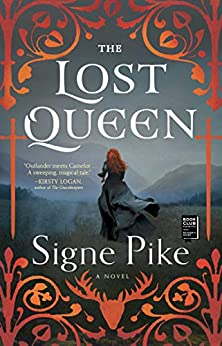 Book cover for The Lost Queen
