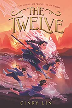 Book cover for The Twelve