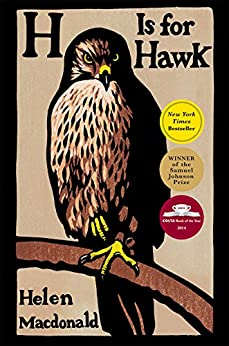 Book cover for H Is for Hawk