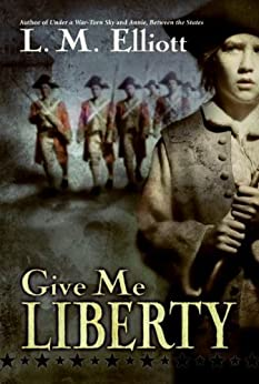 Book cover for Give Me Liberty