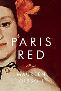 Book cover for Paris Red: A Novel
