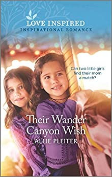 Book cover for Their Wander Canyon Wish