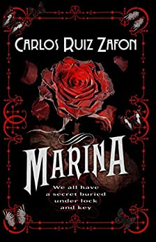 Book cover for Marina