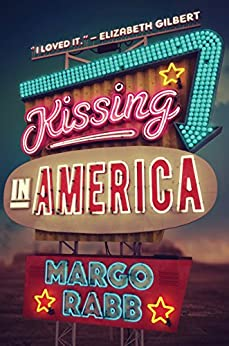 Book cover for Kissing in America