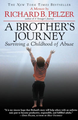 Book cover for A Brother's Journey: Surviving a Childhood of Abuse