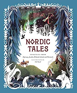 Book cover for Nordic Tales: Folktales from Norway, Sweden, Finland, Iceland, and Denmark