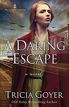 Book cover for A Daring Escape