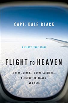 Book cover for Flight to Heaven: A Plane Crash...A Lone Survivor...A Journey to Heaven--and Back